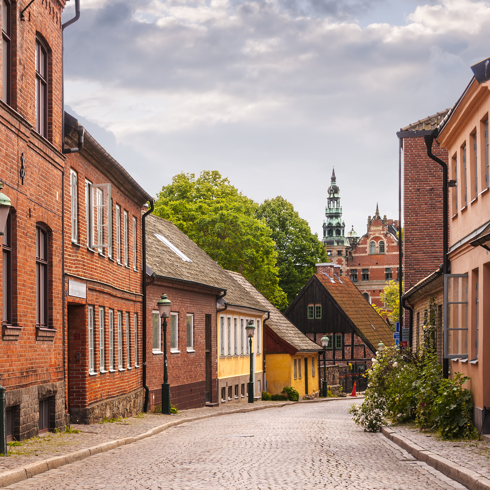Hyr bil i Lund