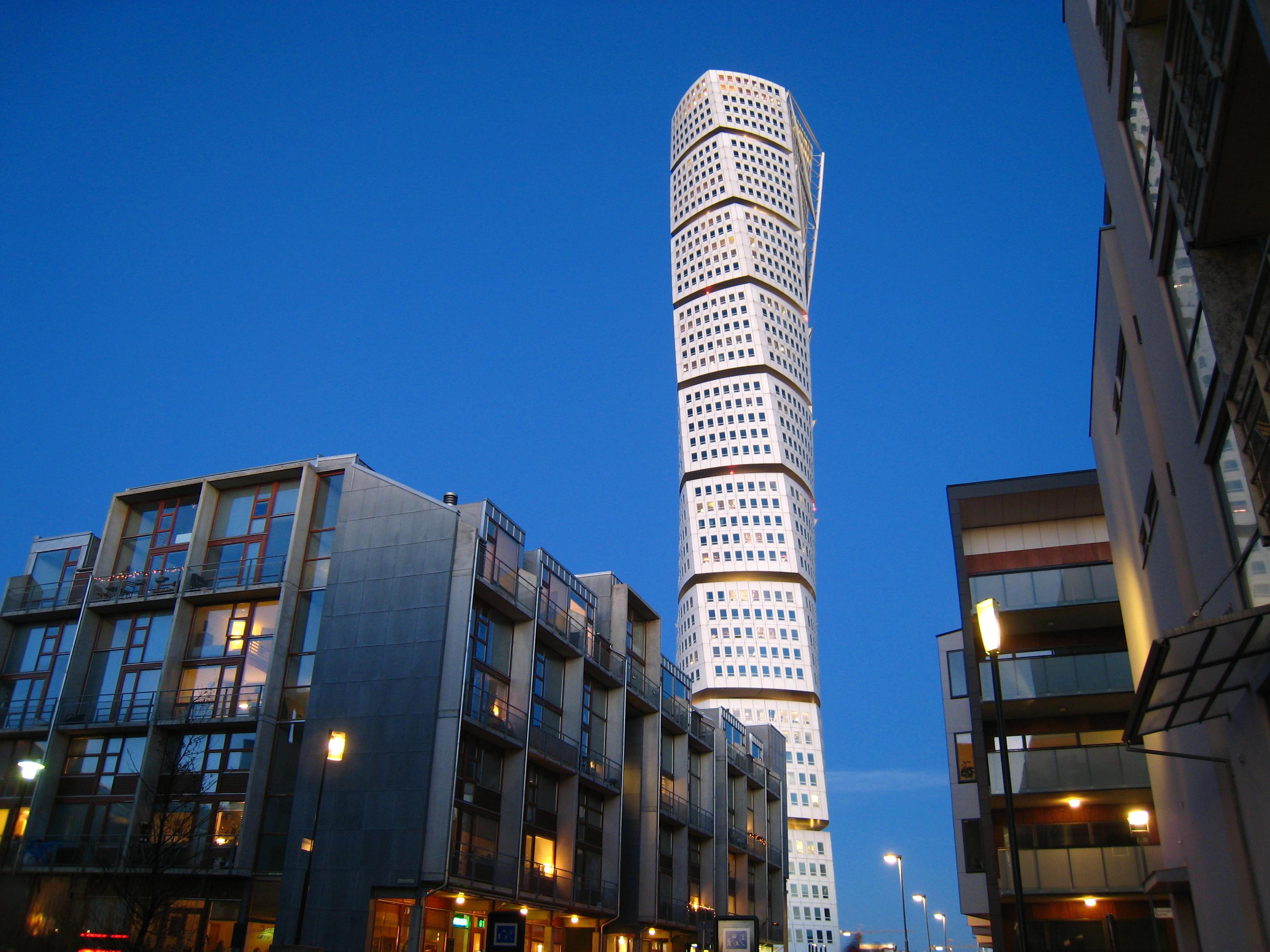 Hyr bil i Malmö
