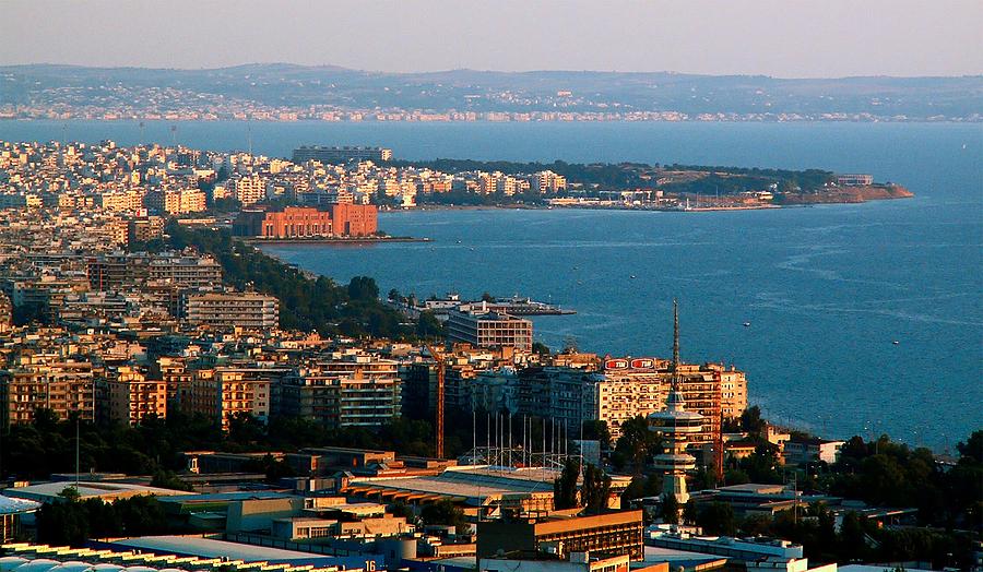 Hyr bil i Thessaloniki