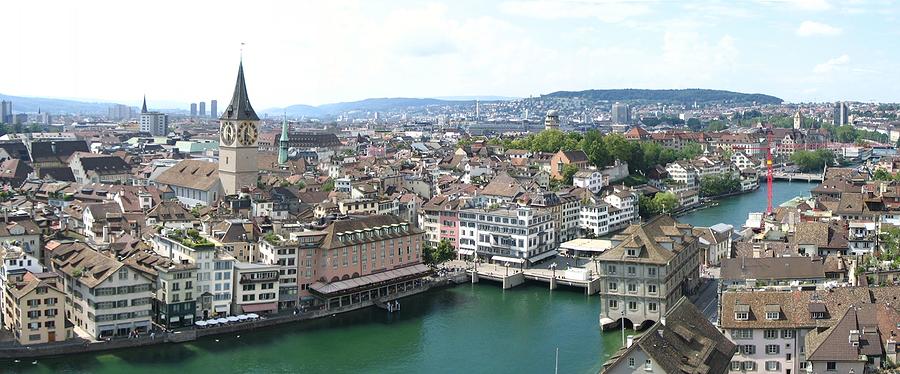 Hyr bil i Zürich