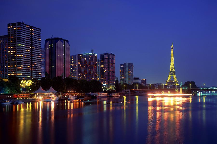 Hyr bil i Paris
